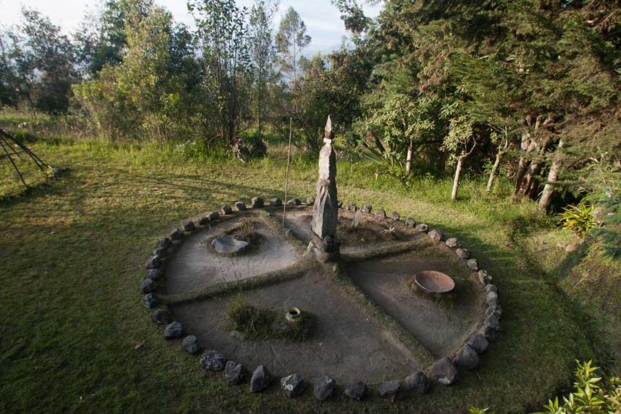 Calendrier andin Équateur